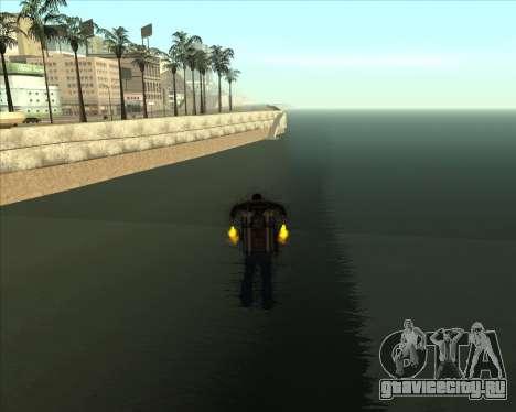 Realistic Water ENB для GTA San Andreas третий скриншот