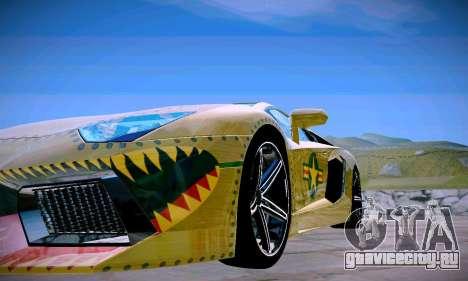 ANCG ENB для слабых ПК для GTA San Andreas седьмой скриншот