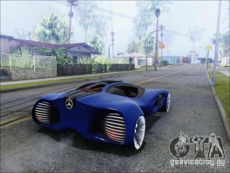 Mercedes-Benz Biome для GTA San Andreas вид слева