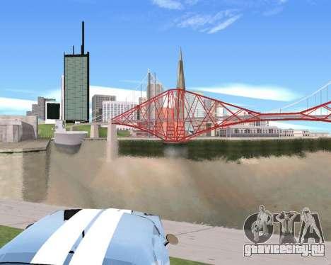 HDX ENB Series для GTA San Andreas второй скриншот