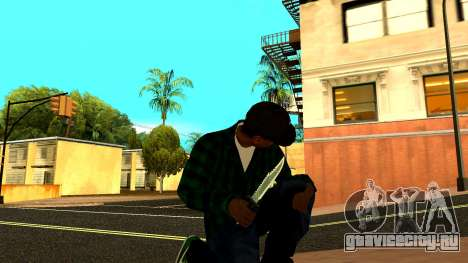 Weapon pack для gta san andreas седьмой скриншот