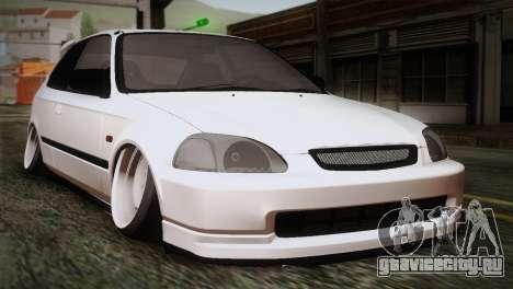 Honda Civic TnTuning для GTA San Andreas