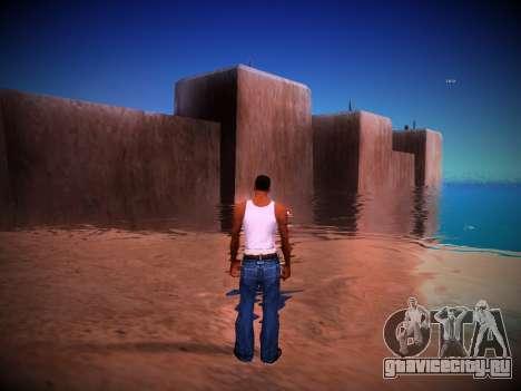 ENB 2.0.4 by Nexus для GTA San Andreas третий скриншот