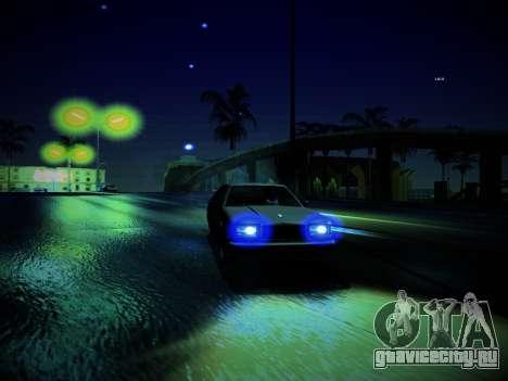 ENB 2.0.4 by Nexus для GTA San Andreas пятый скриншот