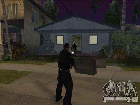 КОРД для GTA San Andreas седьмой скриншот