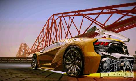 ANCG ENB для слабых ПК для GTA San Andreas пятый скриншот