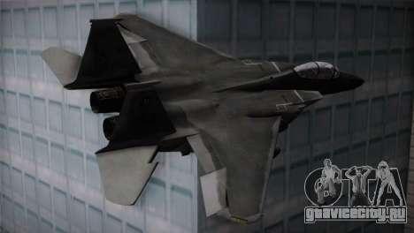 F-15 (Battlefield 2) для GTA San Andreas вид слева