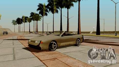 DLC гараж из GTA online абсолютно новый транспор для GTA San Andreas девятый скриншот