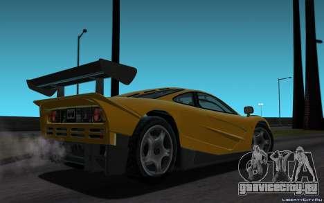 ENB for Tweak PC для GTA San Andreas шестой скриншот