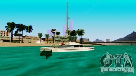 DLC гараж из GTA online абсолютно новый транспор для GTA San Andreas шестой скриншот