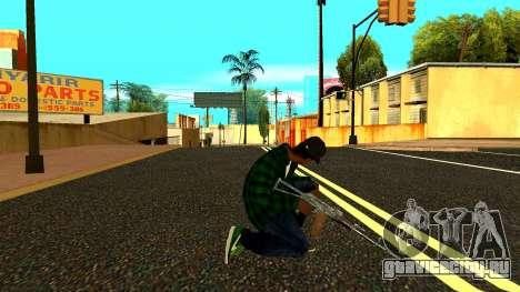 Weapon Pack для GTA San Andreas второй скриншот