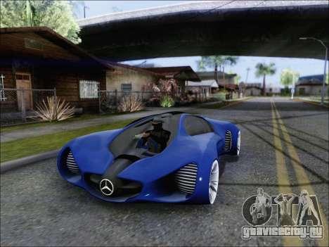 Mercedes-Benz Biome для GTA San Andreas