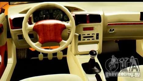 Ikco Samand Tuning для GTA San Andreas вид справа