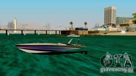 DLC гараж из GTA online абсолютно новый транспор для GTA San Andreas седьмой скриншот