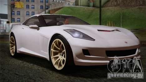 GTA 5 Bravado Banshee SA Mobile для GTA San Andreas