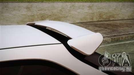 Honda Civic TnTuning для GTA San Andreas вид сзади