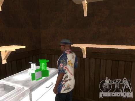 Копилка 1.0 для GTA San Andreas третий скриншот