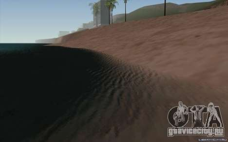 ENB for Tweak PC для GTA San Andreas седьмой скриншот