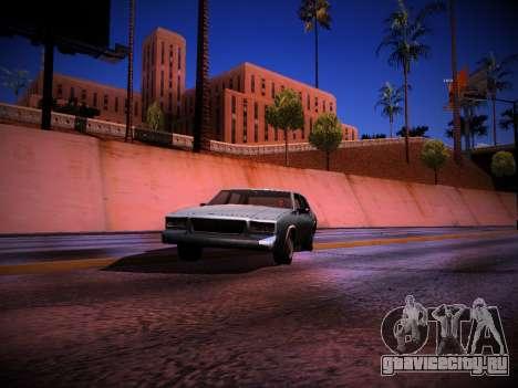 ENB 2.0.4 by Nexus для GTA San Andreas второй скриншот