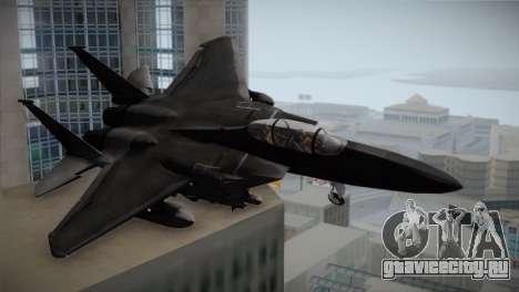 F-15 (Battlefield 2) для GTA San Andreas