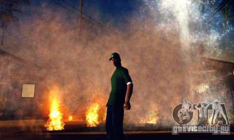 ANCG ENB для слабых ПК для GTA San Andreas