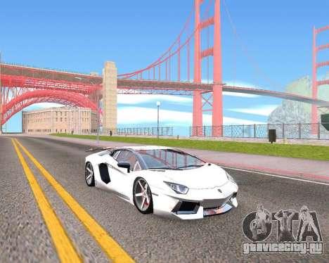 HDX ENB Series для GTA San Andreas