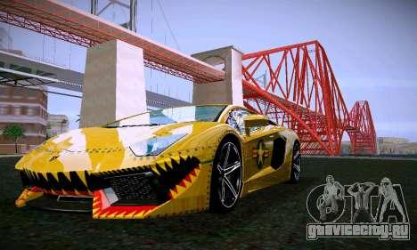 ANCG ENB для слабых ПК для GTA San Andreas десятый скриншот