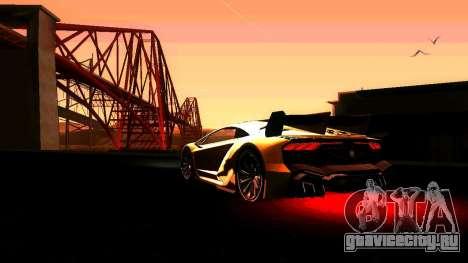 ANCG ENB для слабых ПК для GTA San Andreas третий скриншот