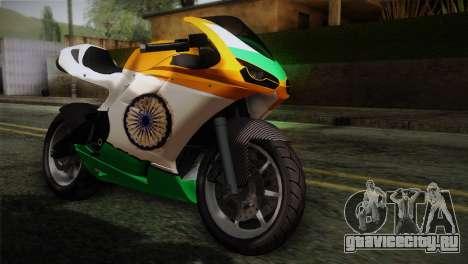 GTA 5 Bati Indian для GTA San Andreas
