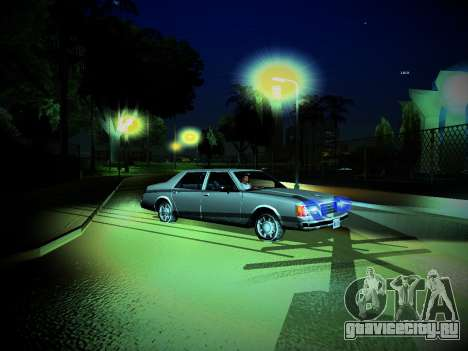 ENB 2.0.4 by Nexus для GTA San Andreas четвёртый скриншот