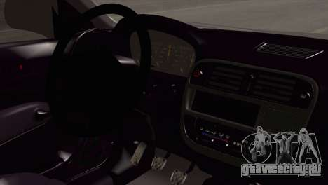 Honda Civic TnTuning для GTA San Andreas вид справа
