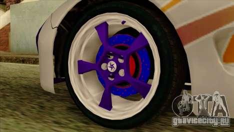 Mazda RX-7 Gangsta Club для GTA San Andreas вид справа