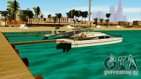 DLC гараж из GTA online абсолютно новый транспор для GTA San Andreas второй скриншот