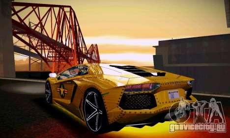 ANCG ENB для слабых ПК для GTA San Andreas двенадцатый скриншот