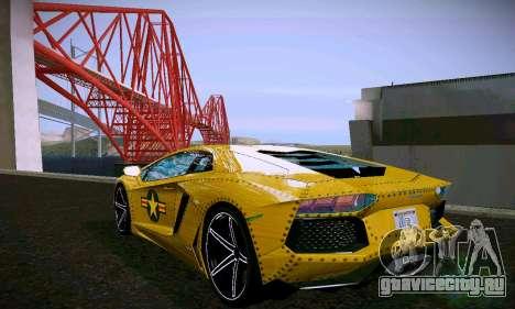 ANCG ENB для слабых ПК для GTA San Andreas одинадцатый скриншот