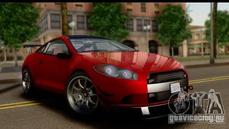 GTA 5 Maibatsu Penumbra IVF для GTA San Andreas