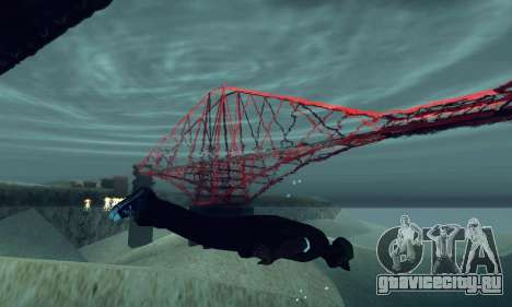 ANCG ENB для слабых ПК для GTA San Andreas второй скриншот