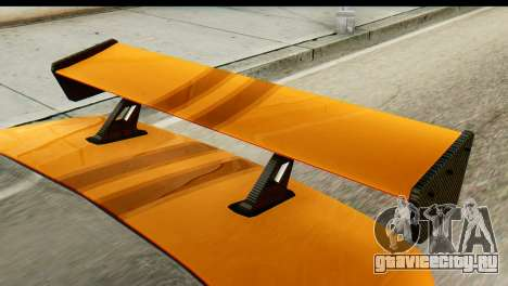 Ikco Samand Tuning для GTA San Andreas вид сзади слева