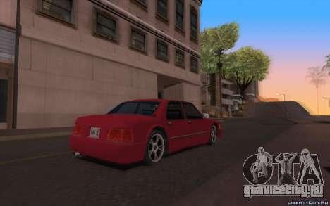 ENB for Tweak PC для GTA San Andreas четвёртый скриншот