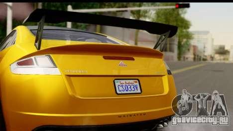 GTA 5 Maibatsu Penumbra для GTA San Andreas вид справа