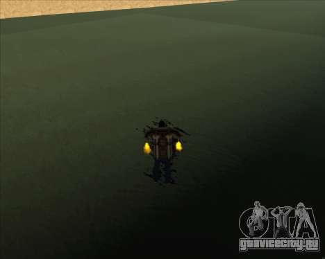 Realistic Water ENB для GTA San Andreas второй скриншот