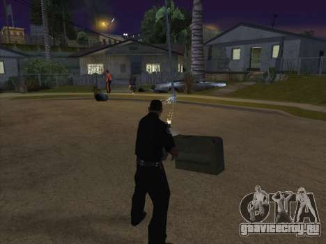 КОРД для GTA San Andreas шестой скриншот