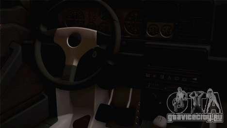 Lancia Delta EVO для GTA San Andreas вид справа