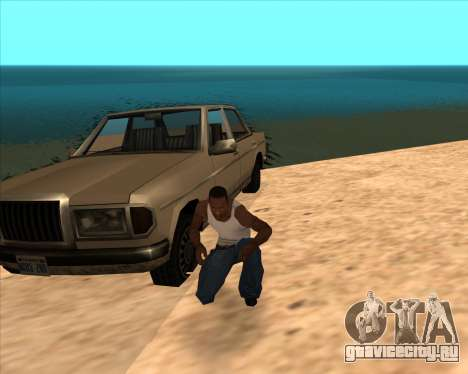 Realistic Water ENB для GTA San Andreas