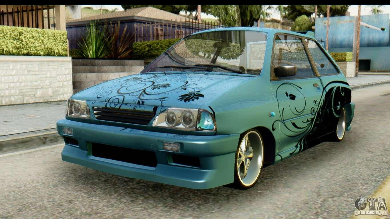 Ford Для Gta San Andreas