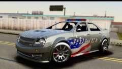EFLC TBoGT Albany Police Stinger SA Mobile для GTA San Andreas
