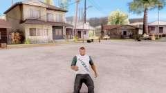 Реальные анимации из GTA 5