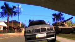 BMW 740i BL для GTA San Andreas