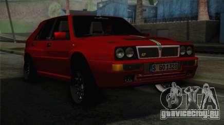 Lancia Delta EVO для GTA San Andreas