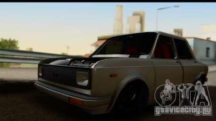 Fiat 128 седан для GTA San Andreas